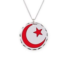 Funny Mohammed Necklace