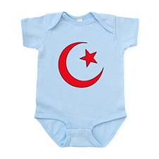 Crescent Moon Infant Bodysuit