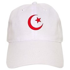 Crescent Moon Baseball Cap