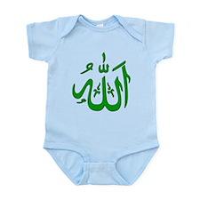 Allah Infant Bodysuit