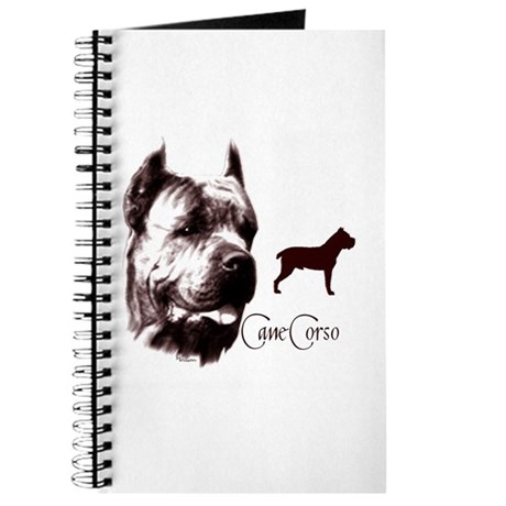 Cane Corso on Journal