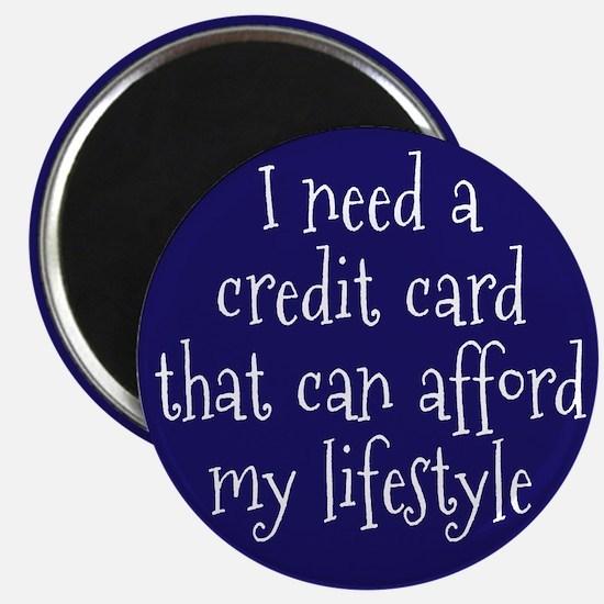 Affordable Credit Card Magnet