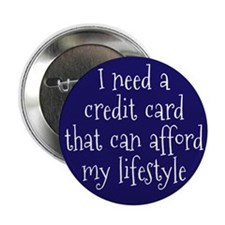 "Affordable Credit Card 2.25"" Button"