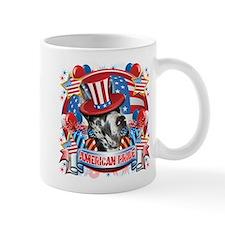 American Pride Great Dane Mug