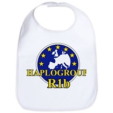 Cute Haplogroups Bib