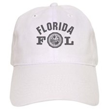 Florida Seal Baseball Cap
