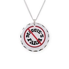 Maggie's Farm/Dylan Necklace