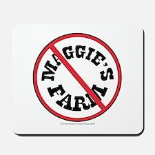 Maggie's Farm/Dylan Mousepad