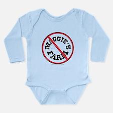 Maggie's Farm/Dylan Long Sleeve Infant Bodysuit