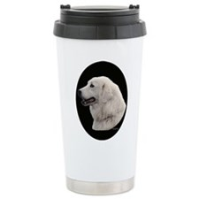 akbash long coat Travel Mug