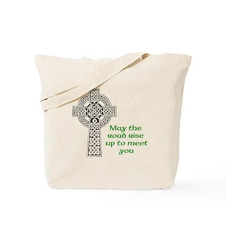 Celtic Blessing Tote Bag