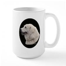 Kuvasz Portrait Mug