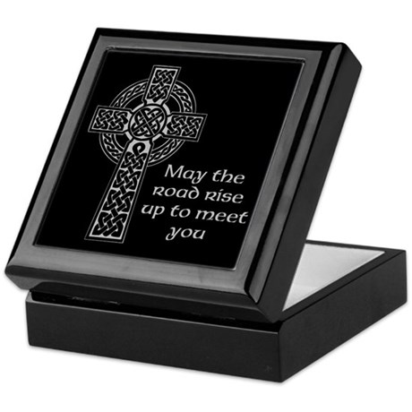 Celtic Blessing Keepsake Box