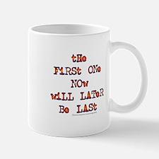 First-Last/Dylan Mug