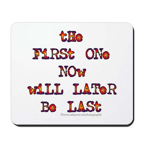 First-Last/Dylan Mousepad