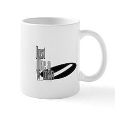 Just Like a Woman/Dylan Small Mug