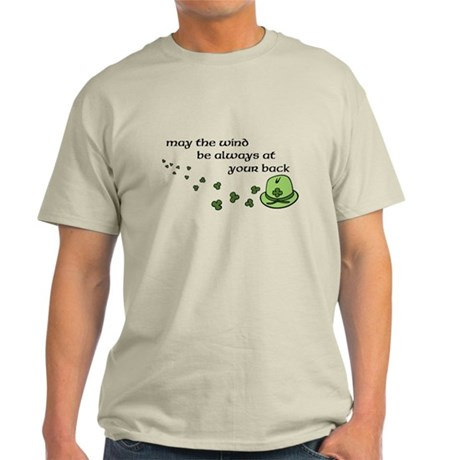 Celtic Blessing Light T-Shirt