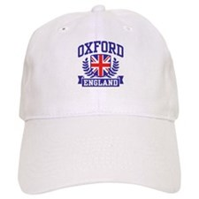 Oxford England Baseball Cap