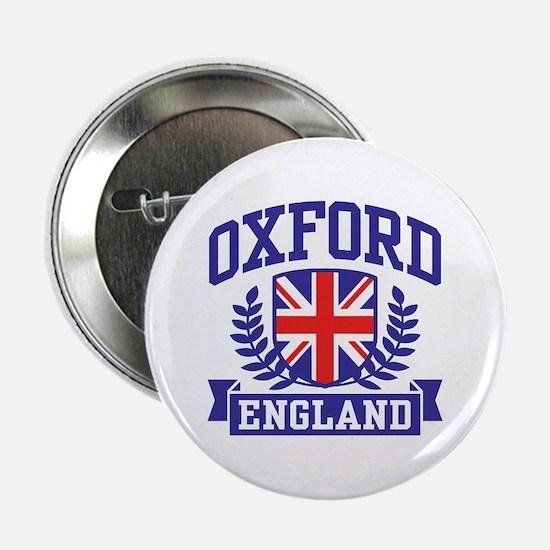 """Oxford England 2.25"""" Button"""