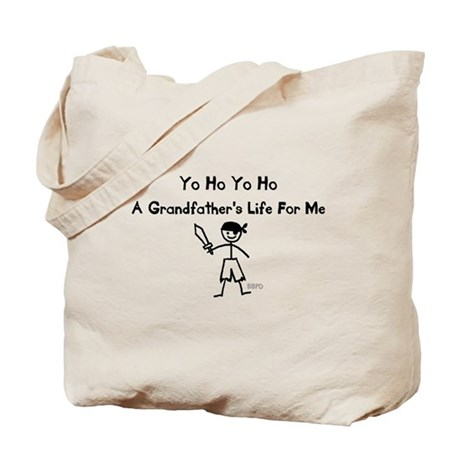 A Grandfather's Life For Me Tote Bag