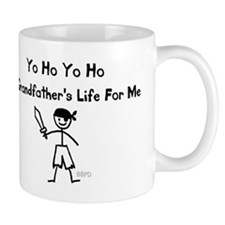 A Grandfather's Life For Me Mug