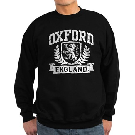 Oxford England Sweatshirt (dark)
