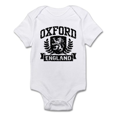 Oxford England Infant Bodysuit