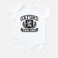 Oxford England Onesie