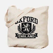 Oxford England Tote Bag