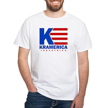 Kramerica White T-Shirt