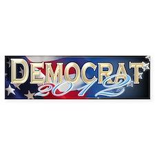 Vote Dem - Bumper Sticker