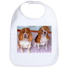 beagle pups Bib