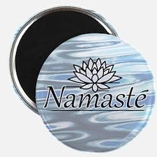 Namaste Lotus Ripple Magnet