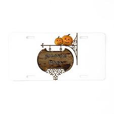 Fraser's Ridge Aluminum License Plate