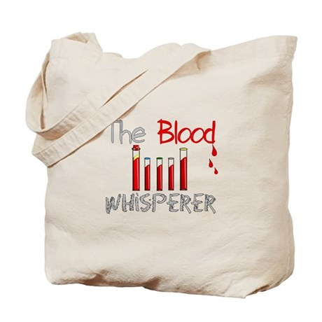 The Whisperer Occupations Tote Bag