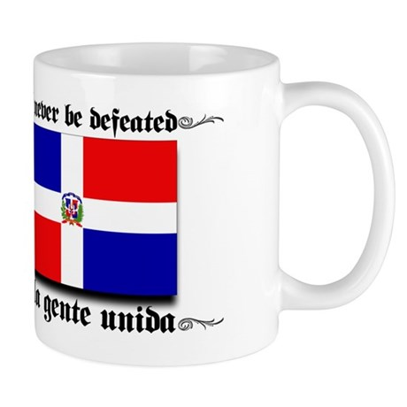 USA - Dominican Republic unit Mug