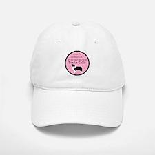 Girl's Best Friend - Border C Baseball Baseball Cap