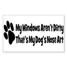 Nose Art Stickers