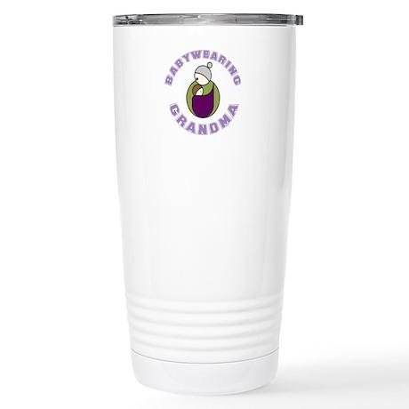 Babywearing Grandma Stainless Steel Travel Mug