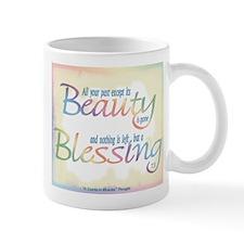 Beauty and Blessing Mug