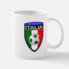 Italia Soccer Patch Mug
