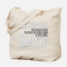 Once Upon a Rolling Stone/Dyl Tote Bag