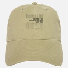 Once Upon a Rolling Stone/Dyl Baseball Baseball Cap