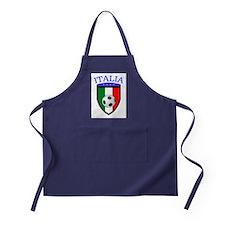 Italian Soccer Apron (dark)