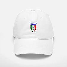 Italian Soccer Baseball Baseball Cap