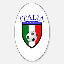Italian Soccer Decal