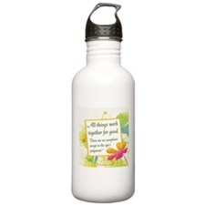 ACIM-All Things Work Together Water Bottle
