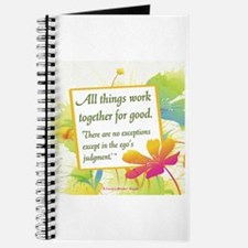 ACIM-All Things Work Together Journal
