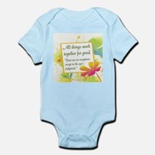ACIM-All Things Work Together Infant Bodysuit