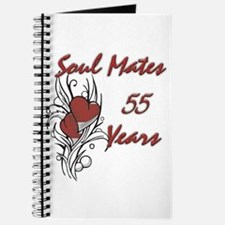 55 years anniversary Journal